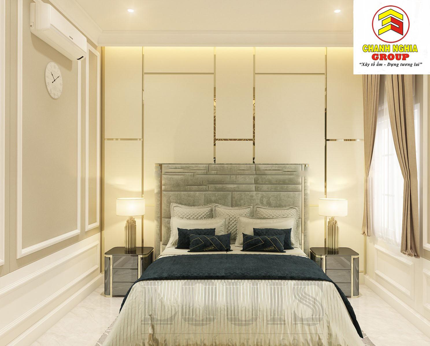 Phòng ngủ đẹp và sang trọng