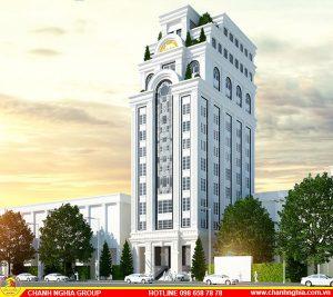 Xây Khách Sạn Đẹp Năm 2020