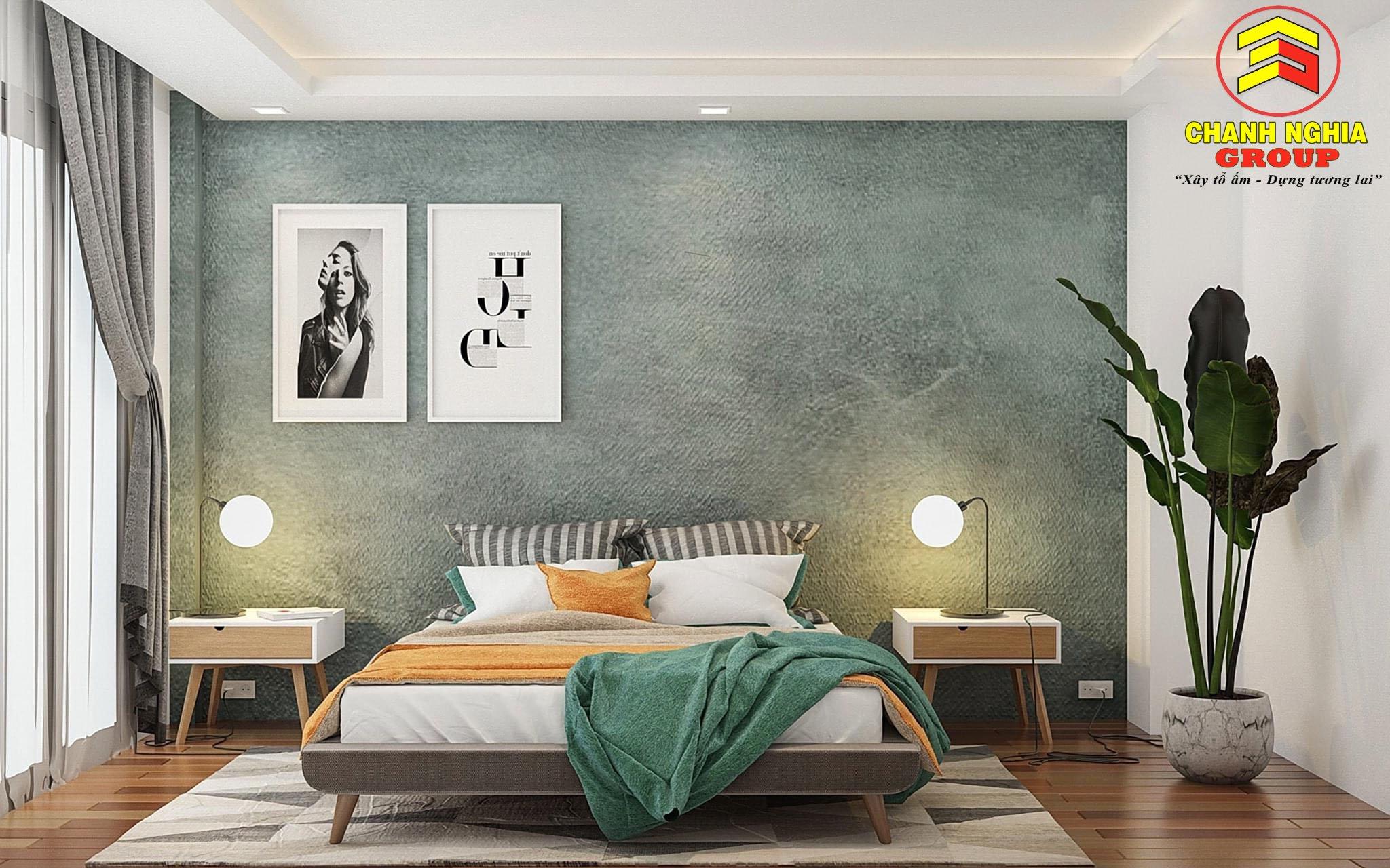 Phòng ngủ khách sạn nhà nghỉ đẹp 2020