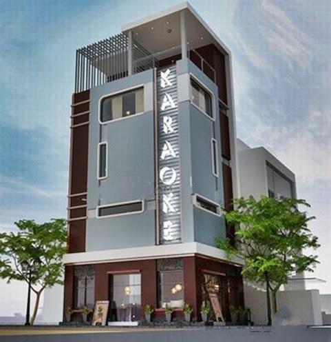 thiết kế thi công quán karaoke tại Bình Phước