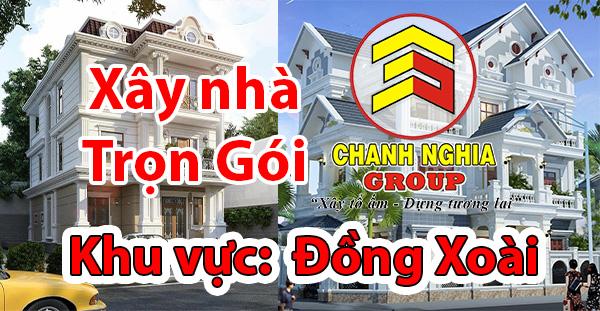 xây nhà trọn gói tại Đồng Xoài Bình Phước
