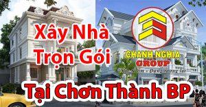 xây nhà trọn gói tại chơn thành Bình Phước