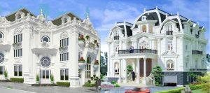 thiết kế thi công nhà biệt thự tại Tân Uyên Bình Dương