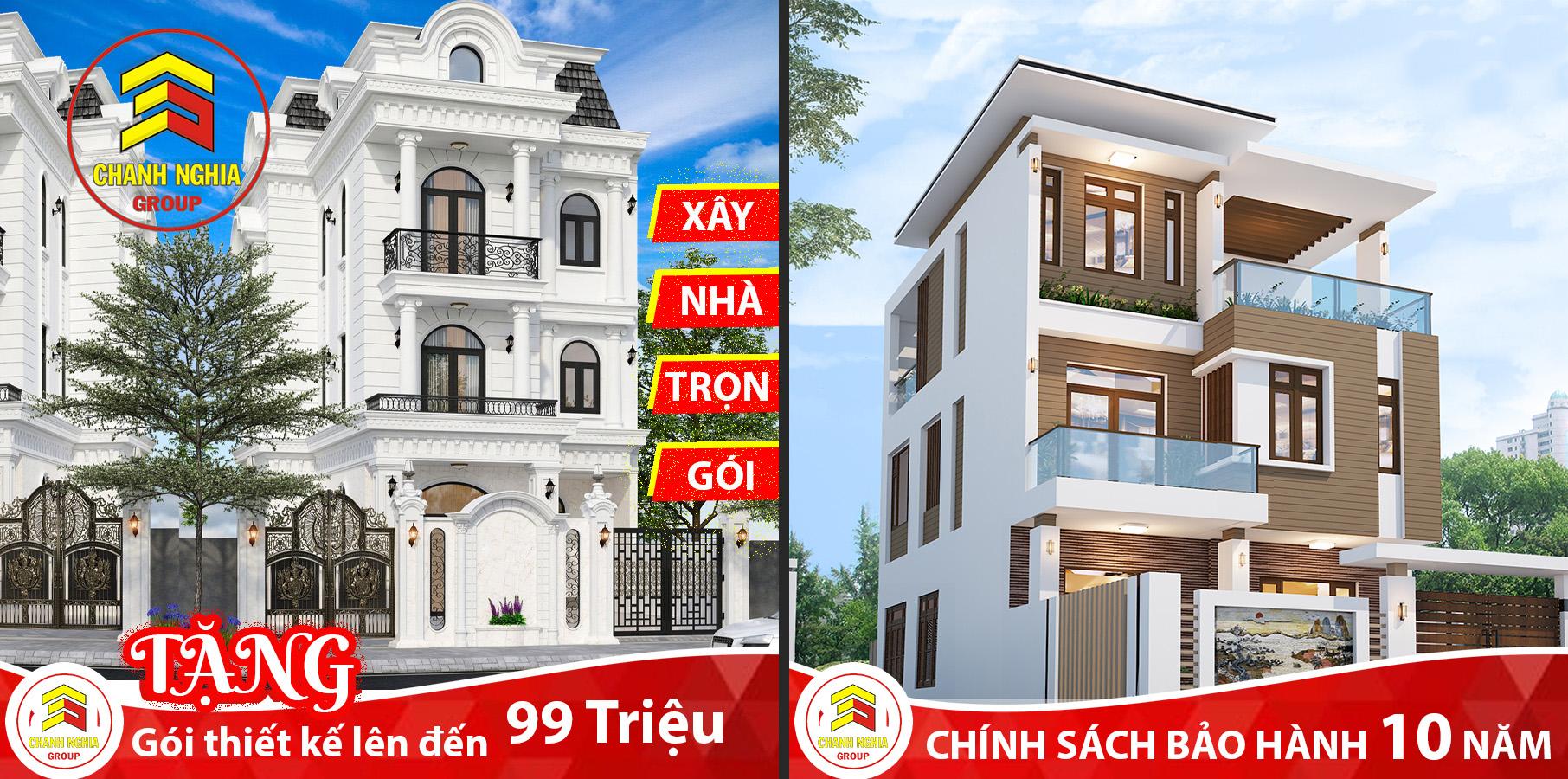 NHA PHO HINH NEN