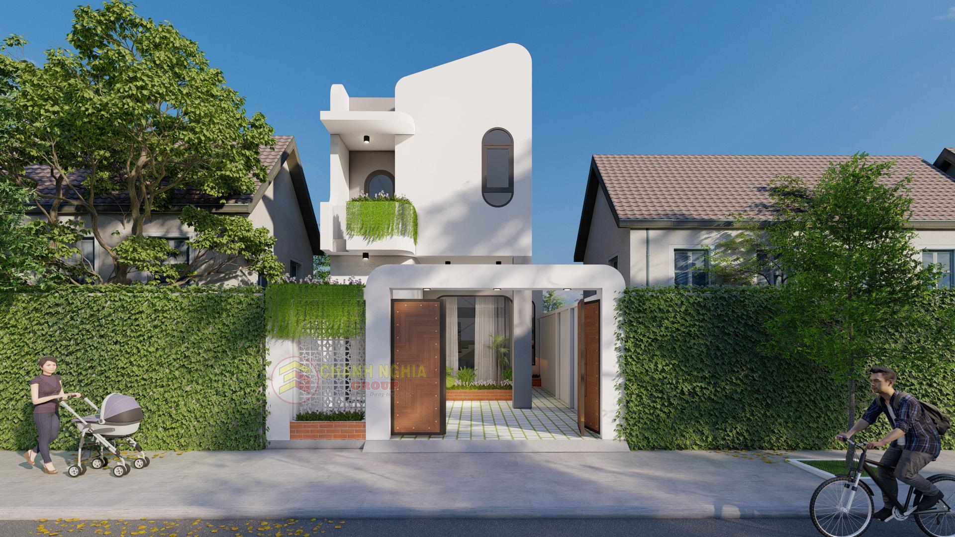 Công ty thiết kế nhà phố tại Bình Dương