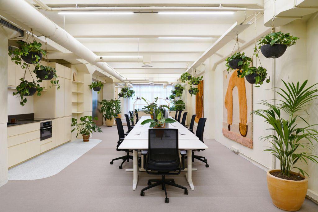 Xu hướng thiết kế văn phòng làm việc